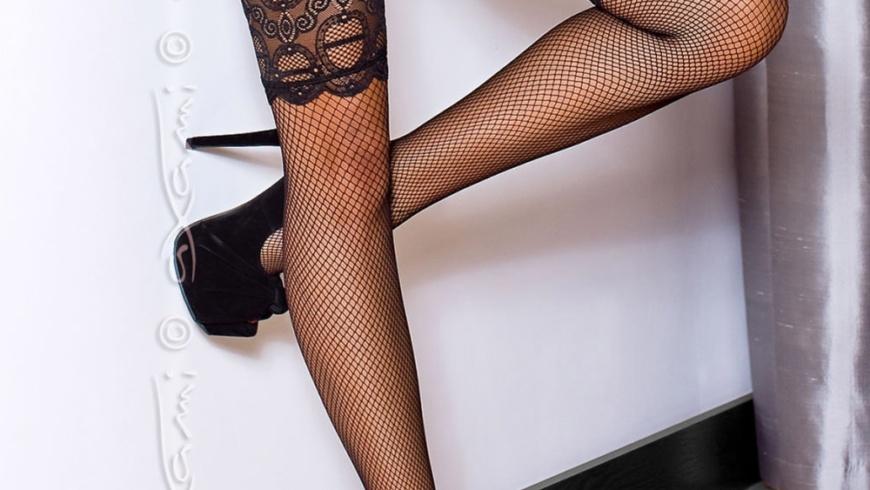 Pończochy/Stockings V-5634 Jade