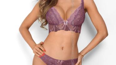 Półgorset/Semi-corset V-8631