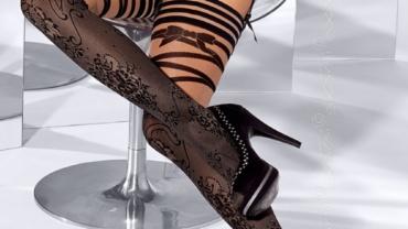 Pończochy/Stockings V-5204 French kiss